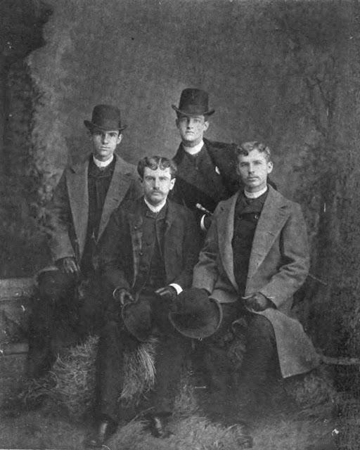 Hill City Quartet, O.Henry