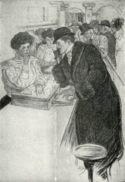 Trimmed Lamp, O.Henry