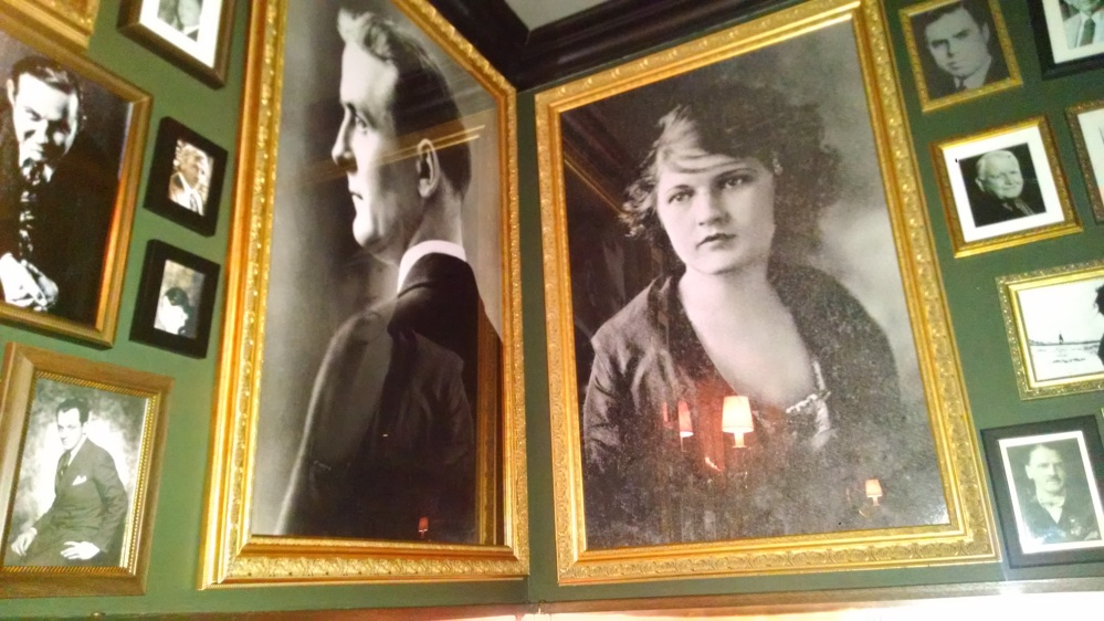 Chumley's F. Scott and Zelda Fitzgerald