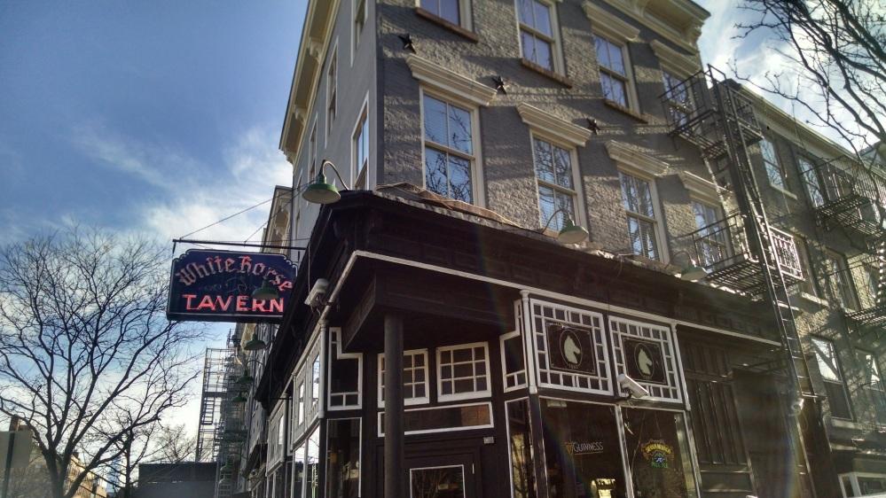 White Horse Tavern, Hudson Street