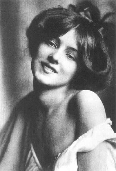 Evelyn Nesbit in 1901