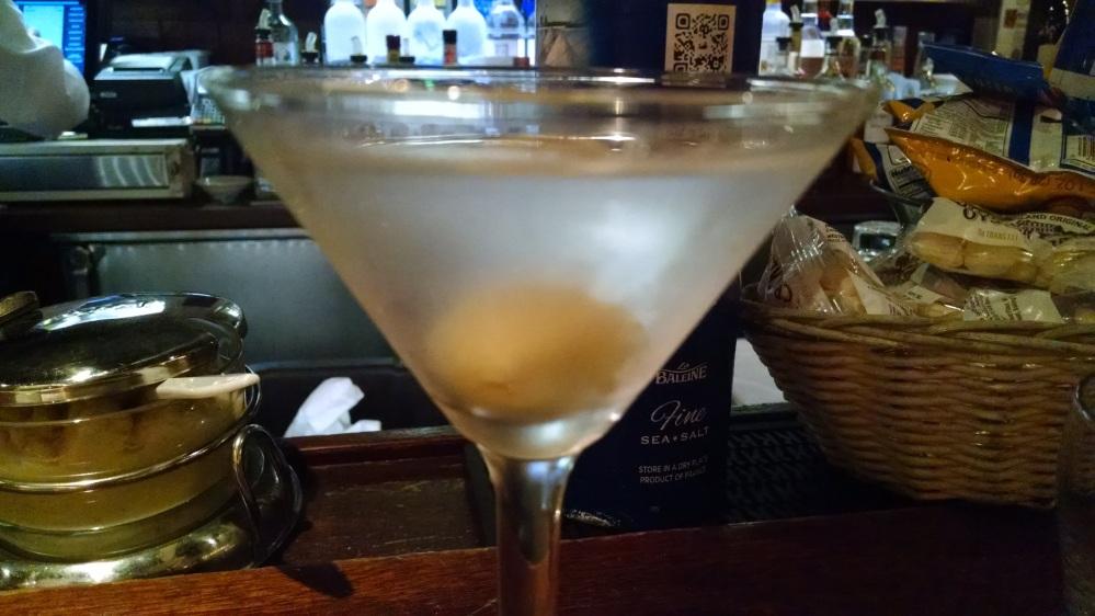 Oyster Bar-tini
