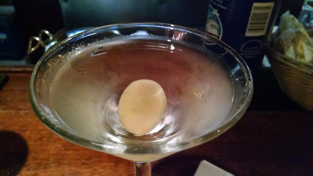 Oyster Bar Martini
