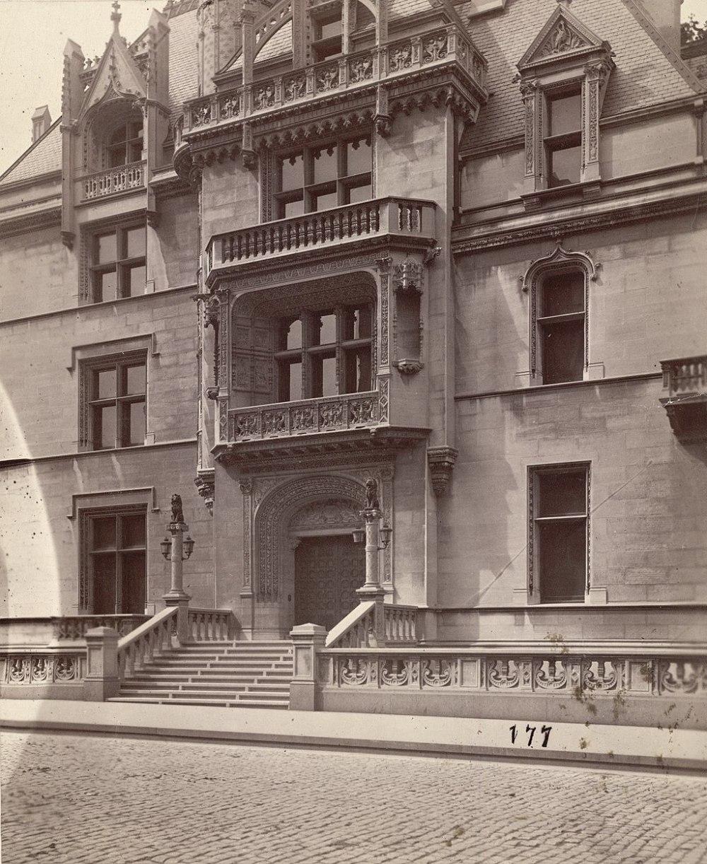 William K. Vanderbilt Residence, New York City
