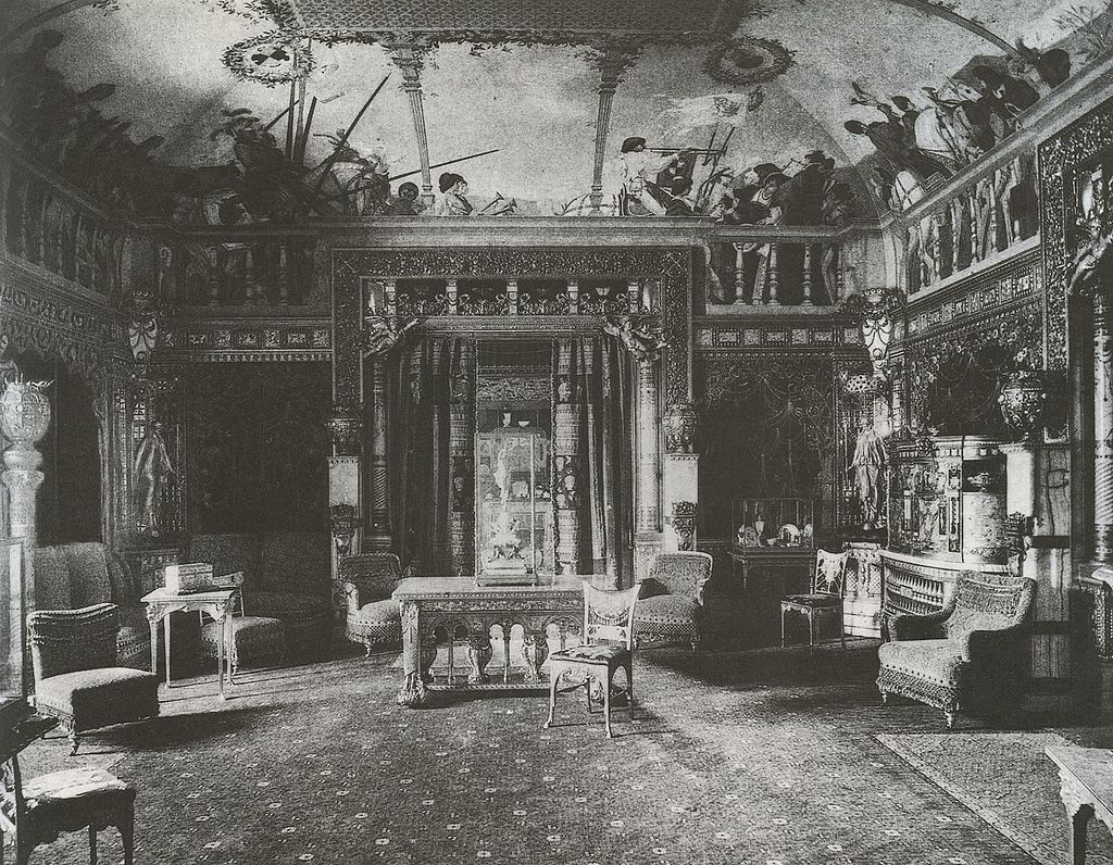 Mr. William H. Vanderbilt's Drawing-Room