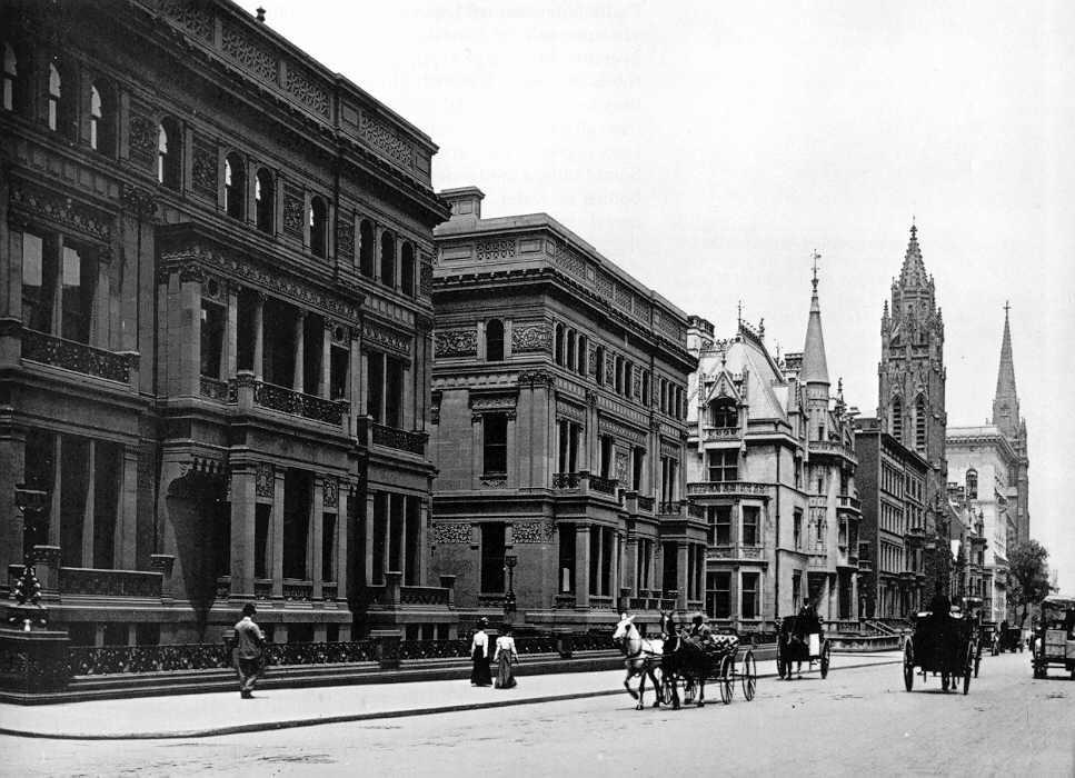 Vanderbilt Row