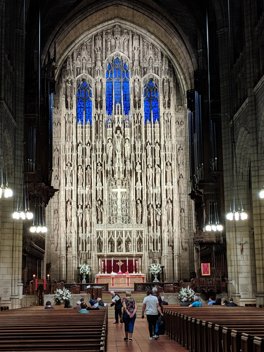 Saint Thomas Church, 1 W 53rd St, New York, NY
