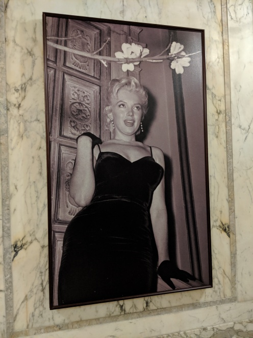 Marilyn Monroe at the Plaza