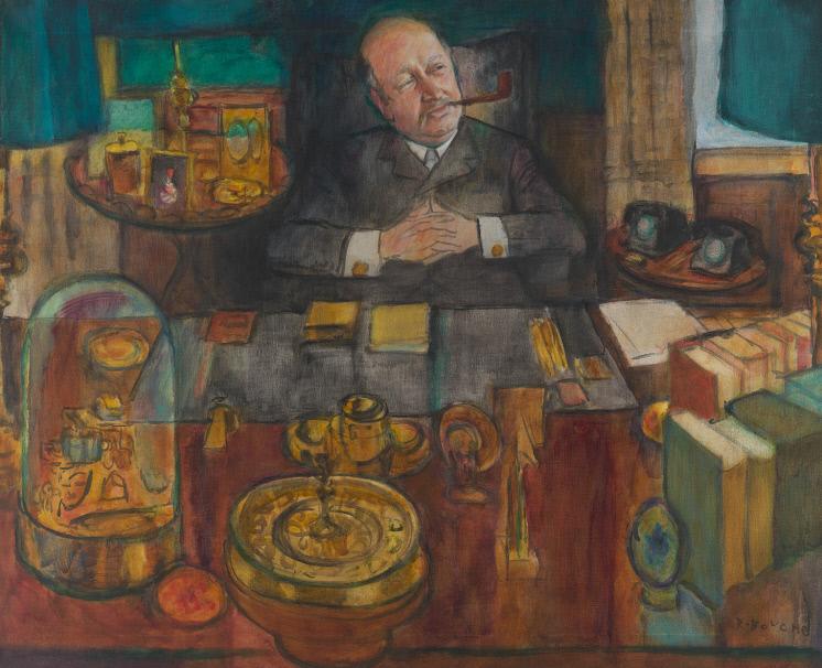 Benjamin Sonnenberg, 12 Jul 1901 - 6 Sep 1978