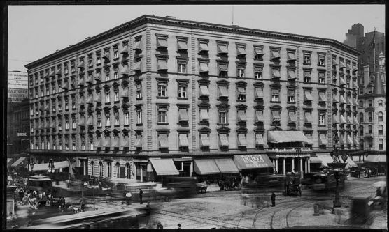 Fifth Avenue Hotel Photo by George P. Hall & Son 1905