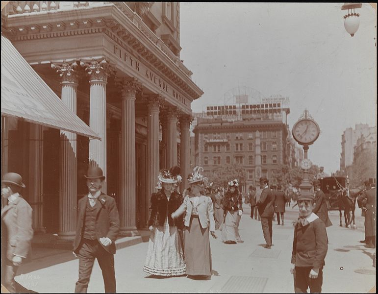 Fifth_Avenue_Hotel_and_Madison_Square_1898
