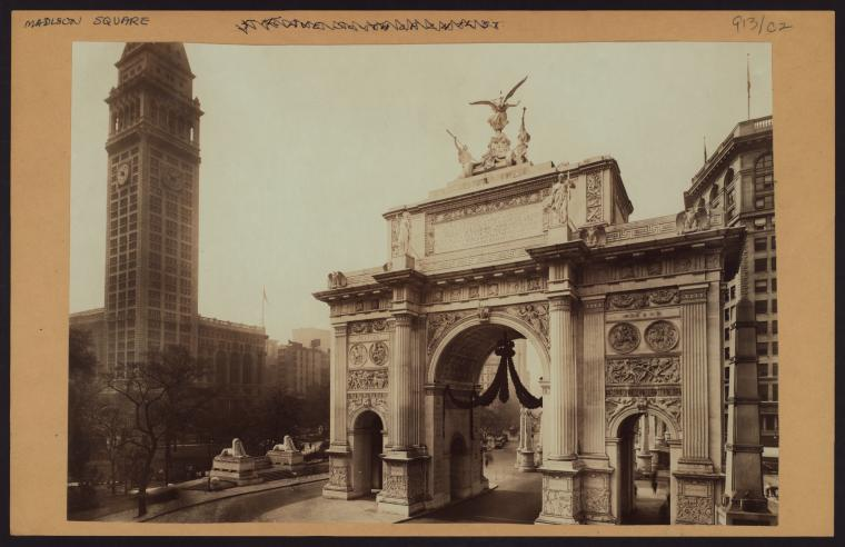 Manhattan: 5th Avenue - 25th Street