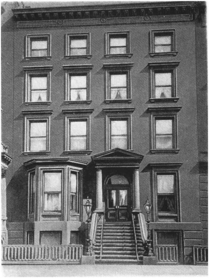 681 Fifth Avenue, the Museum's Home in 1872–73, ca. 1900